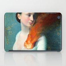 Portrait of a Heart iPad Case