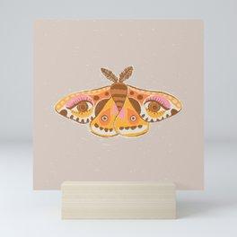 Moth Eyes Mini Art Print