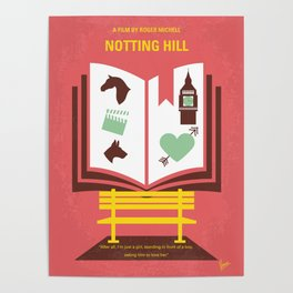 No434 My Notting Hill mmp Poster
