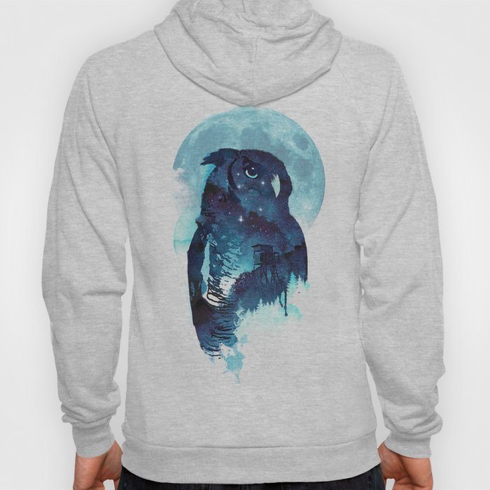 Midnight Owl Hoody