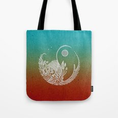 Wandering Days Tote Bag