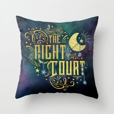 TNC Throw Pillow