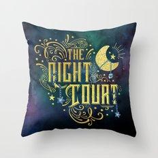 TNC Throw Pillow