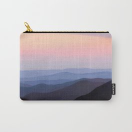 Breath Taking Blue Ridge Mountains Carry-All Pouch