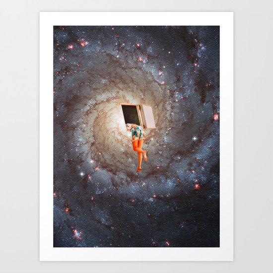 My Space Art Print