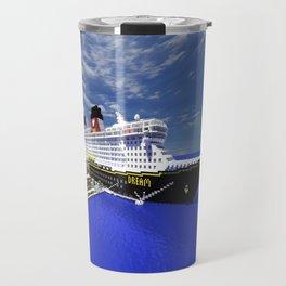 Minecraft - Operation Infinite Ocean - Disney Dream  Travel Mug