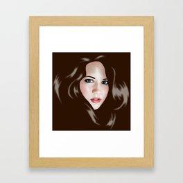 Dagger Framed Art Print