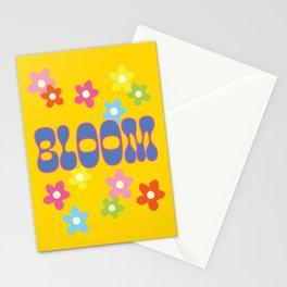 BLOOM - FLOWER GARDEN Stationery Cards