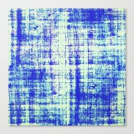 Blue Indigo Canvas Print