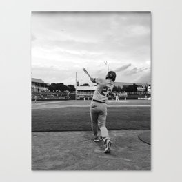 Take Me Out To The Ballgame Canvas Print