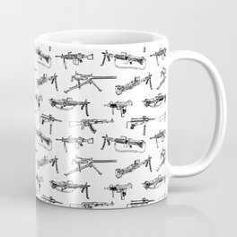 Machine Guns Coffee Mug