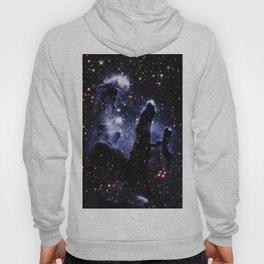 galaXY : Midnight Blue Pillars of Creation Hoody
