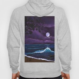 Romantic Kauai Moonlight Hoody