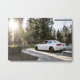 E92 M3 Metal Print
