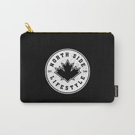 North Side Lifestyle (white) Carry-All Pouch