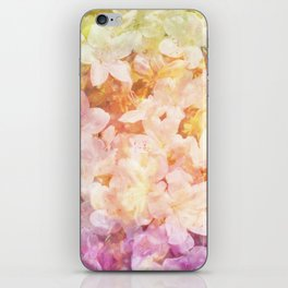 Azalea Flowers iPhone Skin