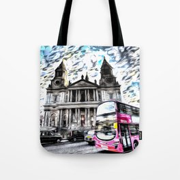 London Classic Art Tote Bag