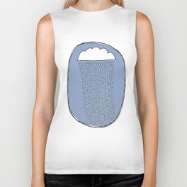 Heartly Raining Biker Tank