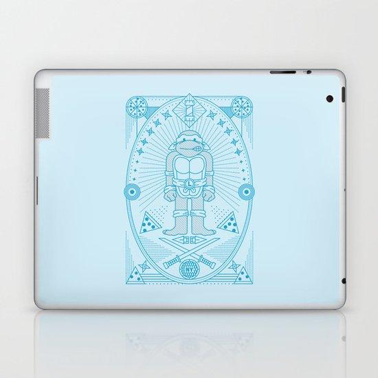 Leo Pizza Jam Laptop & iPad Skin
