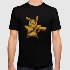 Poké Wars X-LARGE Mens Fitted Tee Black