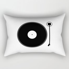 gramofon Rectangular Pillow