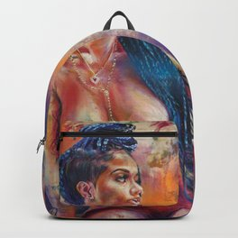 GHETTO ELOQUENT MASTERPIECE Backpack