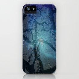 Tree Nebula iPhone Case