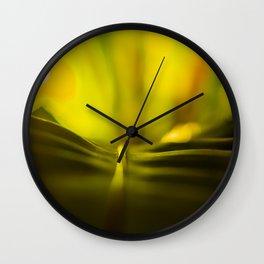 The Night Garden Glow Wall Clock