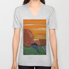 Morning Joe Unisex V-Neck