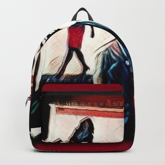 e09368f6bc Lean Backpack by jeffreyjirwin