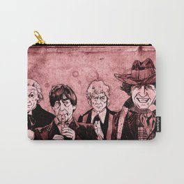 Doctor Who - One, Two, Three and Four Carry-All Pouch