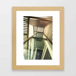 Contemporary Building Framed Art Print