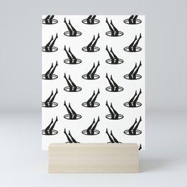 Mischief (Patterns Please) Mini Art Print