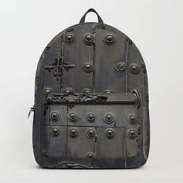 Old Black Door Backpack