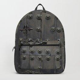 Old Black Door Backpack