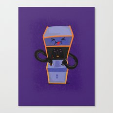 Mode Arcade Canvas Print