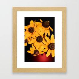 For My Baby Girl Framed Art Print