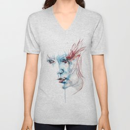 Indelible scars Unisex V-Neck