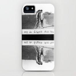 Love Has No Gender iPhone Case