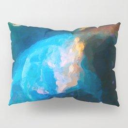 Nebulae Pillow Sham