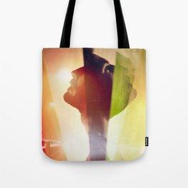 I Believe - Bright Light Bright Light Tote Bag