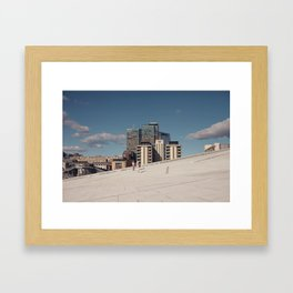 Oslo#1 Framed Art Print