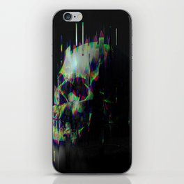 The Skull iPhone Skin