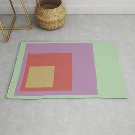 Color Ensemble No. 4 Rug