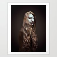 M_Double Art Print