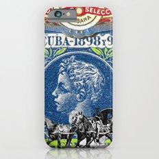 VINTAGE CUBA Slim Case iPhone 6s