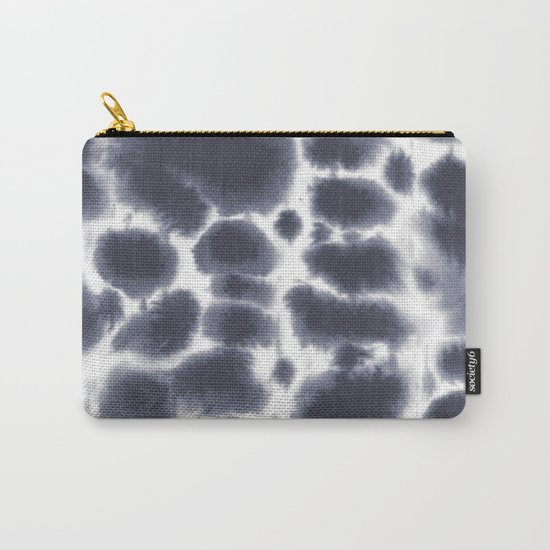 Dye Dots Stone Carry-All Pouch
