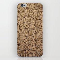 Lots-o-Leaves iPhone & iPod Skin
