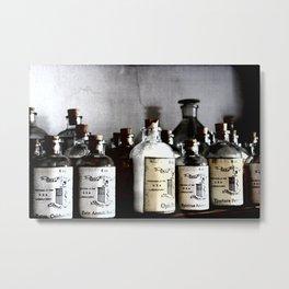 Medicine Man Metal Print