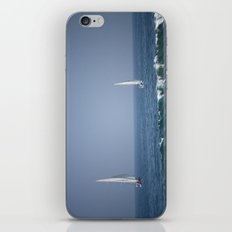 Sailing the Pacific iPhone & iPod Skin
